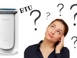 Cómo calcular los BTU de mi aire acondicionado portátil