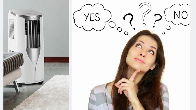 Cómo elegir el mejor aire acondicionado portátil