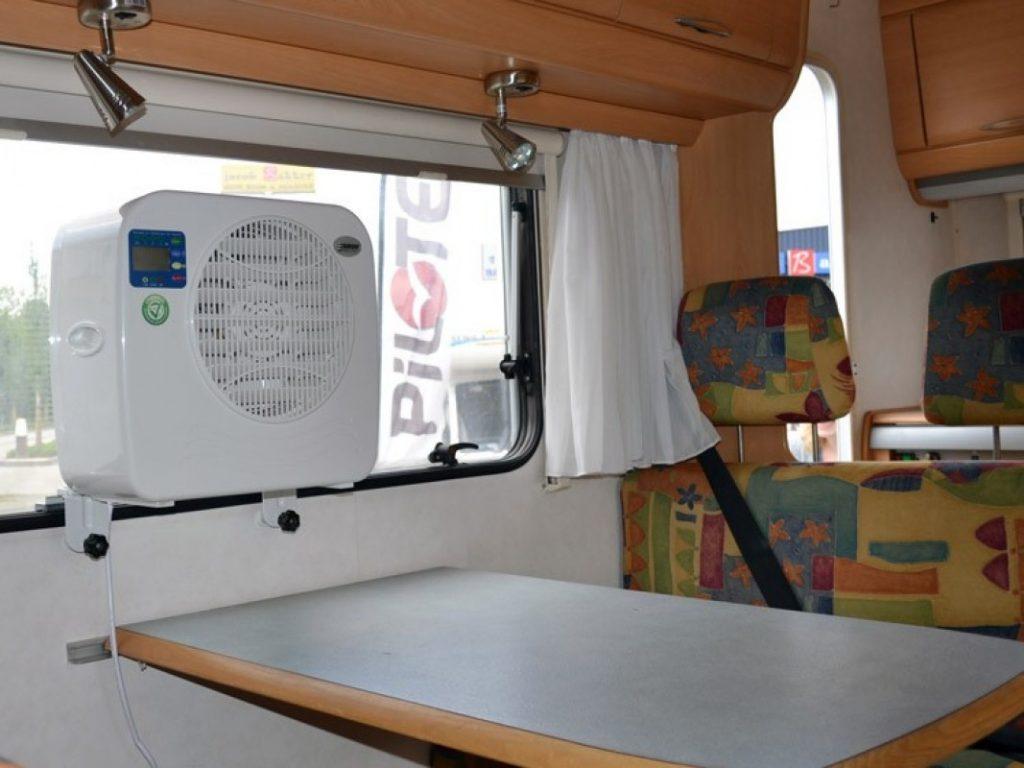 Unidad de aire para caravana Aire para caravana Euromac AC2400