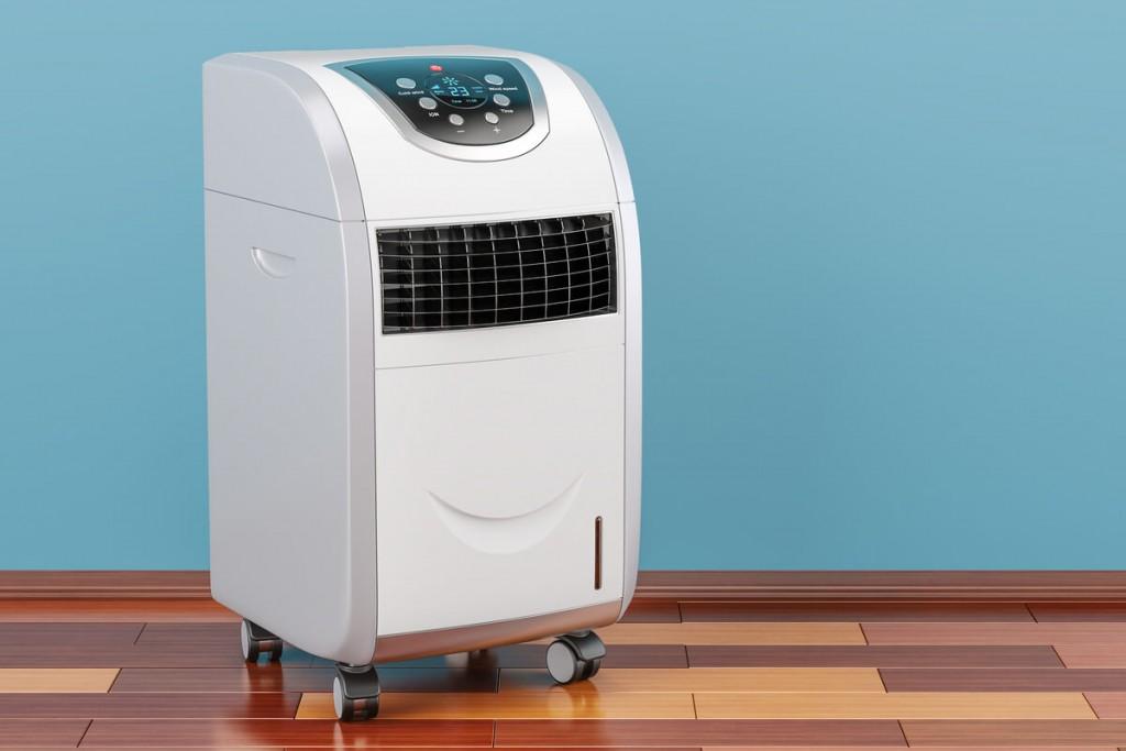 aire acondicionado sin tubo